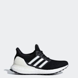 Ultra boosts BLACK AND WHITE